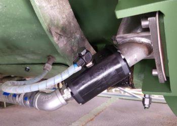 valves for hydroxide solution