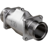 DN80-Pinch Valve with RJT Connection from AKO Armaturen