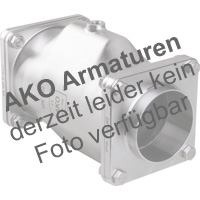 DN100-Pinch Valve with Weld-on end acc. to ASTM A554