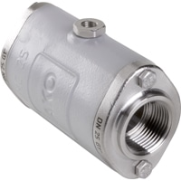 DN25-Pinch Valve with internal thread from AKO Armaturen
