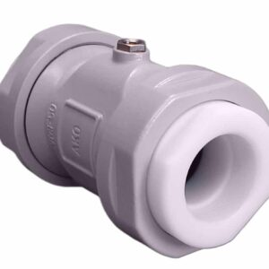 DN 32 - Air Pinch Valve / Pneumatic pinch valve Type VMF of AKO