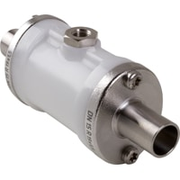 DN15-Pinch Valve with Weld-on end acc. to DIN 11850 row 2