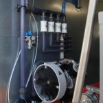 VMP Pinch Valves being used for filtration / sedimentation