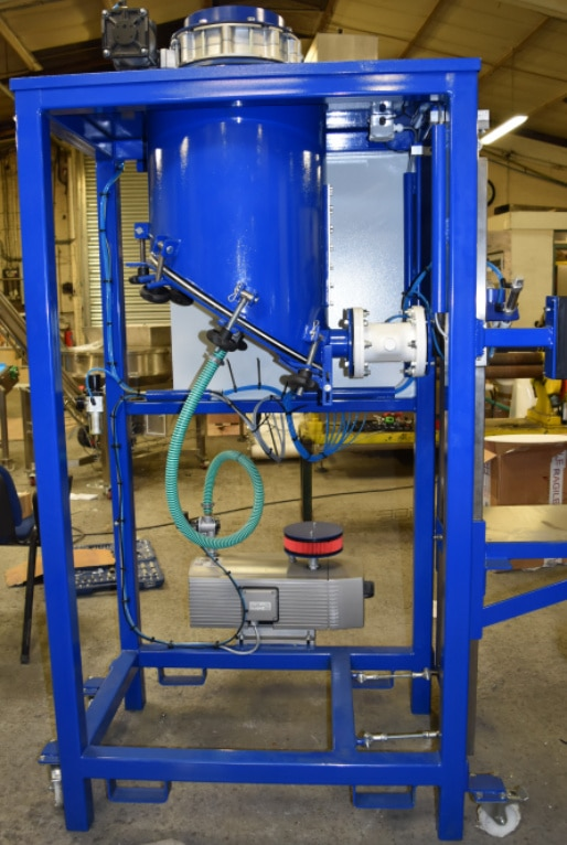 valve fro sack filling