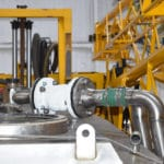 valve for agricultural fertilizer
