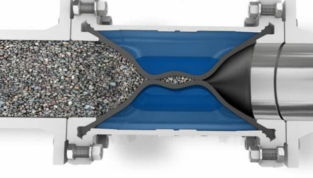 abrasion resistant valves