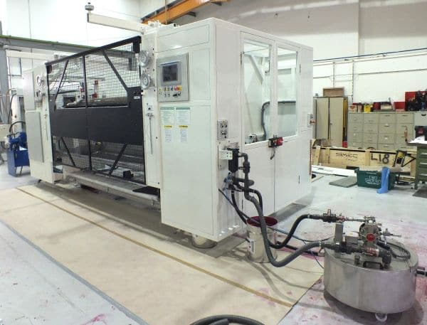 bespoke machinery for tissue paper industry