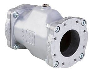 VT Air Operated Tanker Pinch Valves